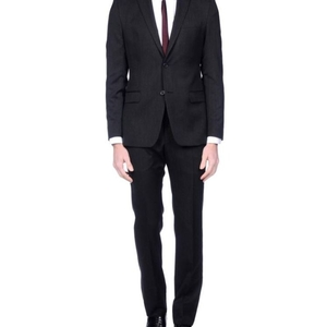 Versace Collection 男士经典西装套装二件套
