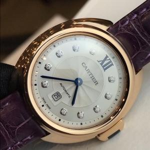 Cartier 卡地亚机械腕表