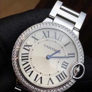 Cartier 卡地亚石英腕表