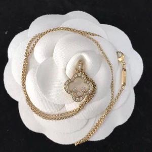 Chopard 箫邦快乐钻石项链拆单