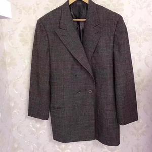 Versace 范思哲男士羊毛西装