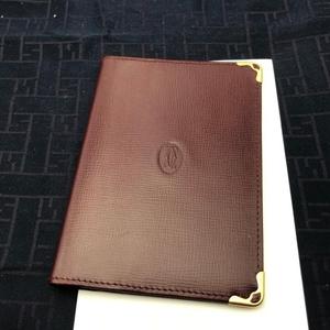 Cartier 卡地亚护照夹