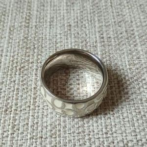 COACH 蔻驰中古指环