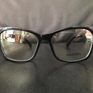 CHANEL 香奈儿经典款平光镜