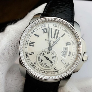 Cartier 卡地亚卡列博系列机械腕表