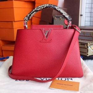 Louis Vuitton 路易·威登capucinesBB手袋单肩包