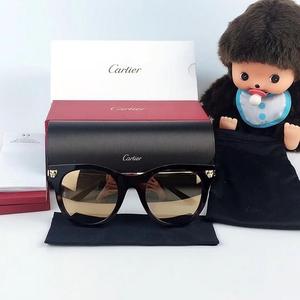 Cartier 卡地亚豹纹太阳眼镜