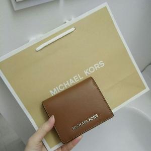 Michael kors 迈克.科尔斯短款两折钱包