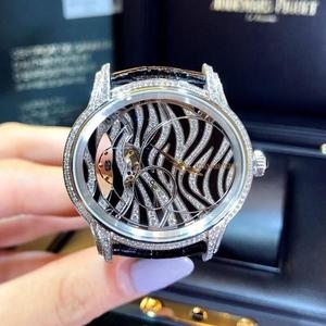 Audemars Piguet 爱彼千禧18k白金机械腕表