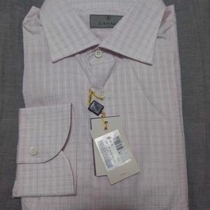 Canali 康纳利长袖衬衫