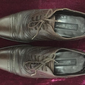 DOLCE&GABBANA 杜嘉班纳男款皮鞋