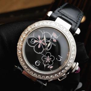 Cartier 卡地亚帕莎系列机械腕表