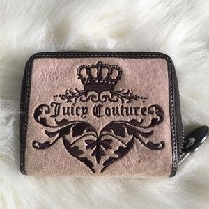 Juicy Couture 橘滋公主款钱包
