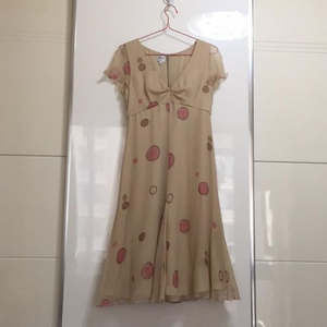 ARMANI 阿玛尼女士薄纱连衣裙
