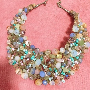 Aldo 奥尔多宝石项链