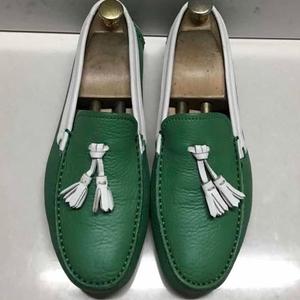 Giorgio Armani 乔治·阿玛尼豆豆休闲鞋