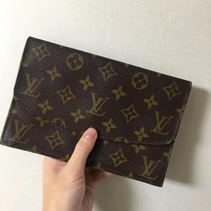 Louis Vuitton 路易·威登老花手包