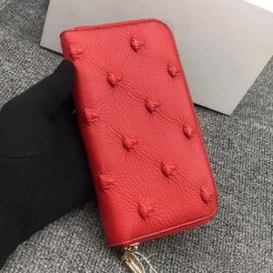 Versace 范思哲红色钱包