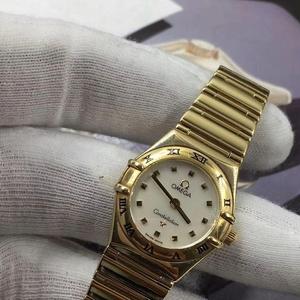 OMEGA 欧米茄星座系列女士腕表
