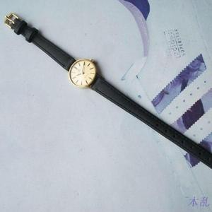 OMEGA 欧米茄女士手动机械手表