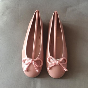 Pretty Ballerinas 粉色女芭蕾舞休闲鞋