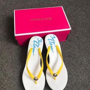 Juicy Couture 橘滋女士高跟拖鞋