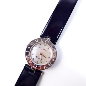 BVLGARI 宝格丽贝母表面女款石英腕表