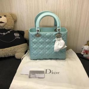 Dior 迪奥五格戴妃手提包