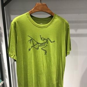 Arc'teryx 始祖鸟男士圆领纯棉短袖T恤
