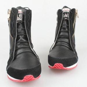 ASH 爱熙胎牛皮休闲鞋