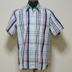 Ferragamo 菲拉格慕条纹半袖衬衫