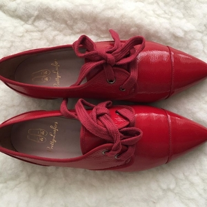 Pretty Ballerinas 芭莉瑞娜尖头平底鞋