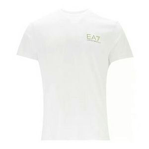 Emporio Armani 安普里奥·阿玛尼EA7系列男士字母印花T恤
