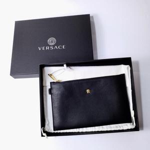 Versace 范思哲全皮手拿包