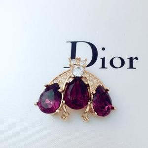 Dior 迪奥虫子系胸针