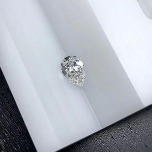 钻石  水滴型G色裸钻