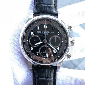Baume & Mercier 名士机械腕表