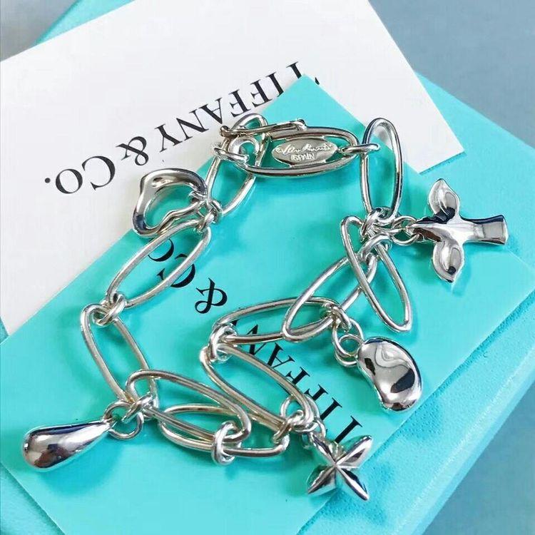Tiffany & Co. 蒂芙尼经典5元素绝版手链