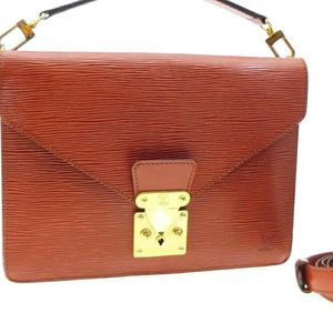 Louis Vuitton 路易·威登水波纹公文包