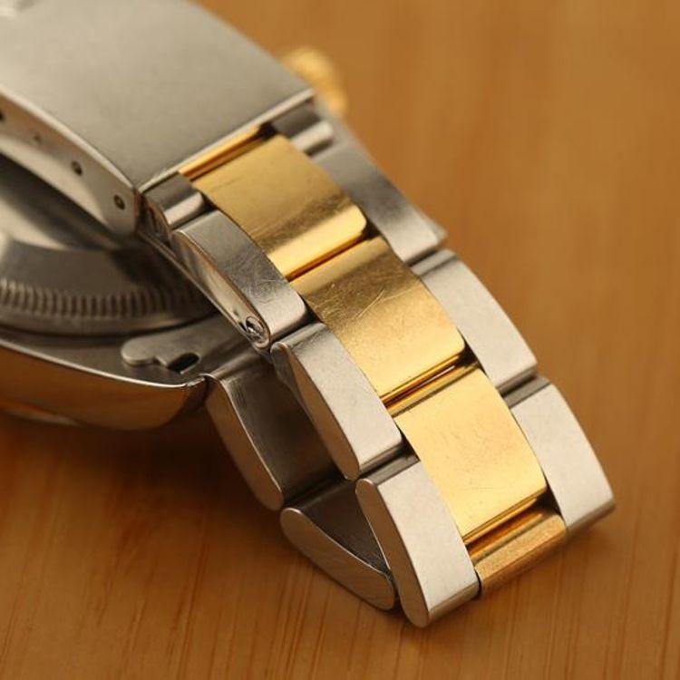 Rolex 劳力士15223 18K间实金机械表