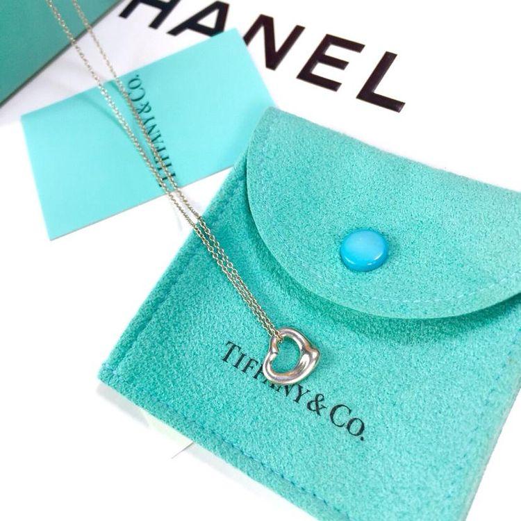 Tiffany & Co. 蒂芙尼空心项链