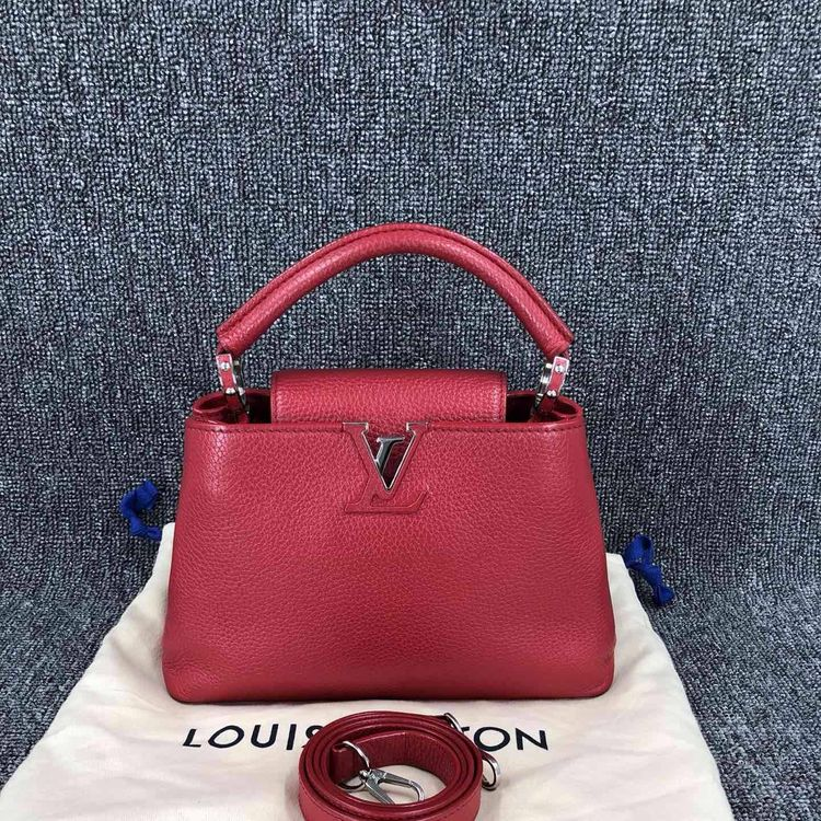 Louis Vuitton 路易·威登capucines手提包