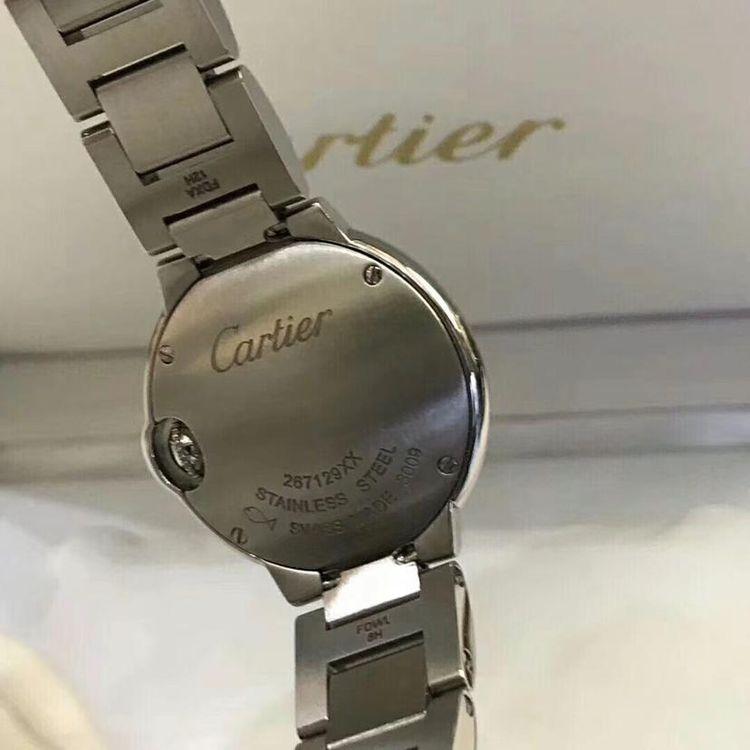 Cartier 卡地亚蓝气球系列女士石英表