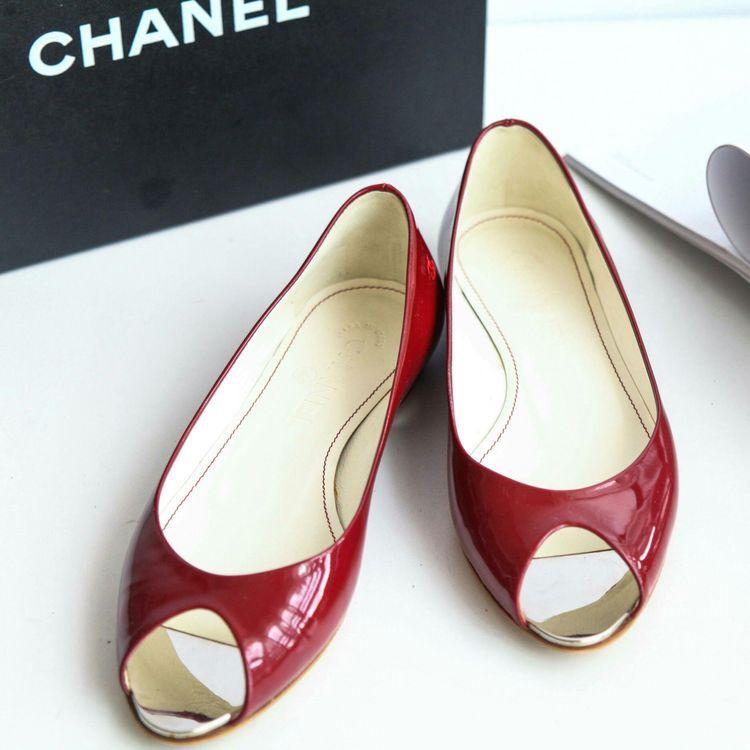 CHANEL 香奈儿皮鞋