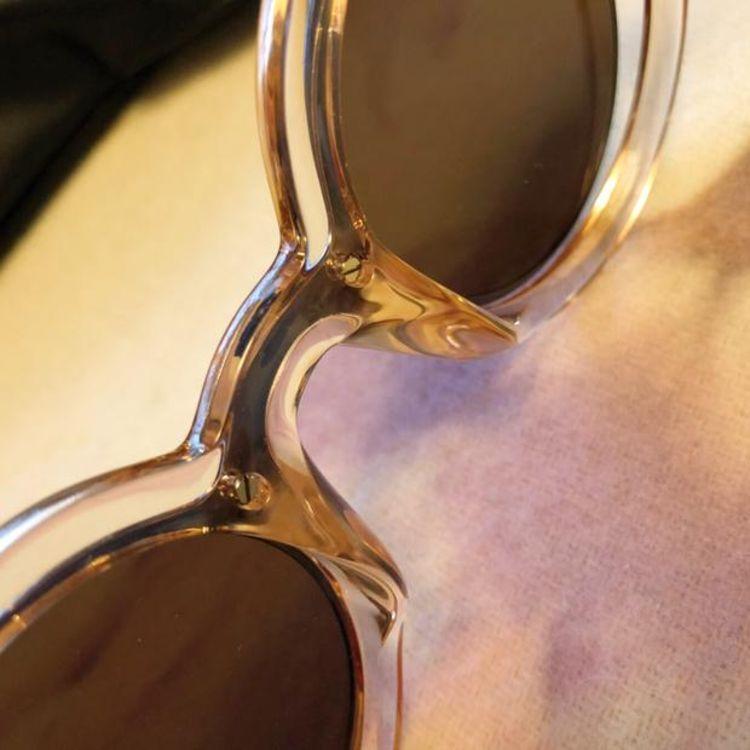 FENDI 芬迪猫眼镂空太阳镜