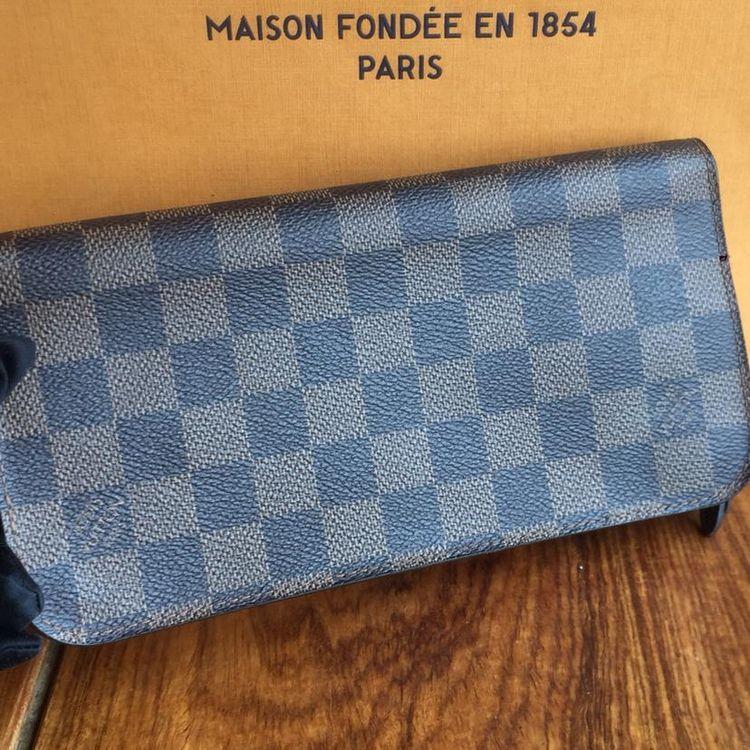 Louis Vuitton 路易·威登棋盘格钱包