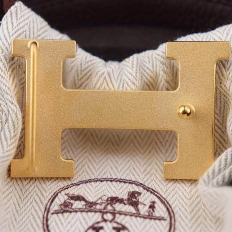 Hermès 爱马仕双面腰带