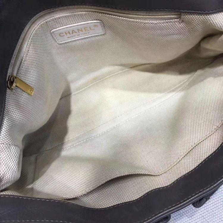 CHANEL 香奈儿菱格链条手提包