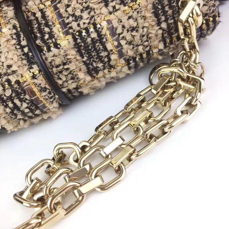 Dior 迪奥限量款单肩链条包