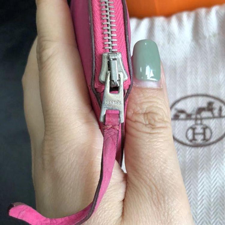 Hermès 爱马仕小猪佩奇零钱包